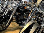 harley-davidsonのバイク